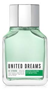 <b>Benetton United Dreams Men</b> Be Strong: туалетная вода 10мл ...
