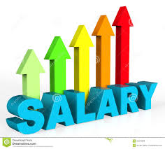 salary increase stock photo image  increase salary indicates position growing and interview royalty stock photos