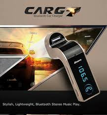 <b>Bluetooth</b> FM Transmitter MP3 Player <b>USB Car Charger</b> for iPhone ...
