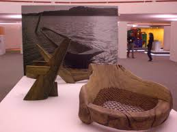 hugo franas contemporary furniture of reclaimed wood on view at the biennial of brazilian design brazilian wood furniture