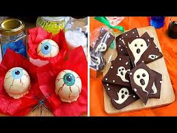 17 Spooky <b>Halloween Party</b> Treats - YouTube