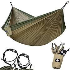 Legit Camping - Double Hammock - Lightweight ... - Amazon.com