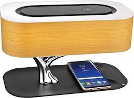 <b>Настольная лампа</b> c БЗУ <b>HomeTree Light</b> Of the Tree Bluetooth + ...