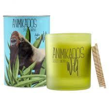<b>Свеча ароматическая AMBIENTAIR</b>, Wild, <b>Gorilla</b> — купить в ...