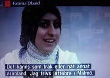 Malmö känns som Irak