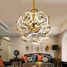 <b>Post Modern Led</b> Pendant Light <b>Led Ceiling</b> Lamp Modern Simple ...