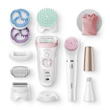 <b>Эпилятор Braun</b> Silk-epil 9 Beauty Set <b>SES 9-985</b> купить в ...