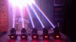cameo hydrabeam 100 rgbw cameo hydrabeam 100 rgbw lighting set