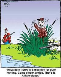 Far Side Hunting | Friday Funnies from the Far Side.. | HUNTING ... via Relatably.com