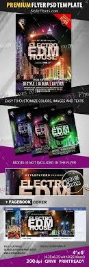 edm electro house psd flyer template 16973 styleflyers preview edm electro house premium template edm electro house psd flyer template