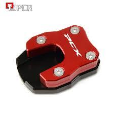 <b>Motorcycle Parts</b> Automotive <b>CNC Aluminum</b> Side Kickstand Stand ...