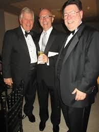 bravo to knoxville opera on a ball it all blue streak from left paul kedrow ken parent of pilot flying j which was the