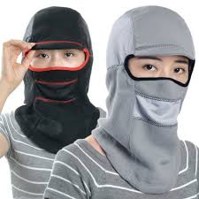 Warm windproof hood riding mask with brim <b>winter outdoor fleece</b> ...