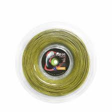 2 pieces 12M <b>TAAN</b> TS5100 pol Tennis strings poly pro polyester ...