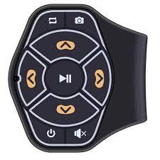 <b>Wireless</b> Bluetooth Remote Control Media button Car <b>Steering</b> ...