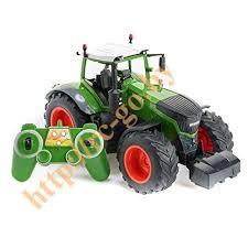 <b>Радиоуправляемый сельскохозяйственный трактор Double</b> ...