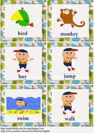 i can action verbs song for kids flashcards and worksheets jungle animals action verbs flashcards