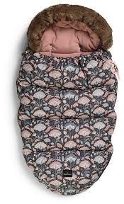 <b>Конверт</b>-мешок <b>Elodie</b> зимний с опушкой 95 см — купить по ...