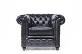 <b>Black Chesterfield armchair</b> | 12 year warranty - houseofchesterfield06