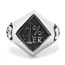 <b>1pc Newest Design</b> Mens Boy Cool 1% er <b>Hot</b> Selling Ring 316L ...