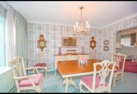 1950s Dining Room Furniture This 96 Year Old Woman Decides To Sell Her Home And The Interior