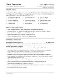 sample cv quality engineer best resume and all letter cv sample cv quality engineer sample cv for engineers engineers cv formats templates engineer resumes template aircraft