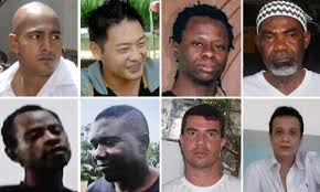 Image result for faces of the indonesia executions