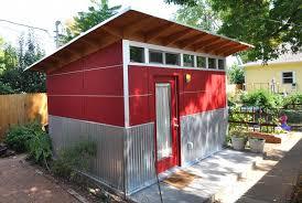 previous next backyard home office build