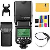 <b>Godox TT680N I-TTL</b> II Camera Speedlite 5600K+200K 58: Amazon ...