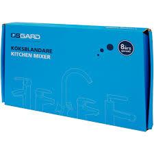 <b>Смеситель для кухни Osgard</b> Gron, цвет арктик в Уфе – купить по ...