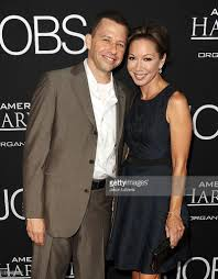 lisa joyner photos pictures of lisa joyner getty images actor jon cryer and wife lisa joyner attend the premiere of jobs at regal