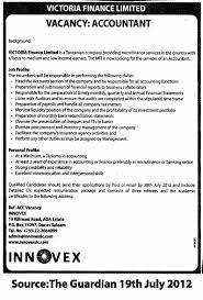 accountant tayoa employment portal apply for this job