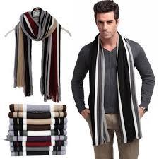 Winter designer <b>scarf</b> men striped <b>cotton scarf female</b> & male brand ...