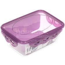 <b>Контейнер пищевой</b> для СВЧ и заморозки <b>пластмассовый</b> ...