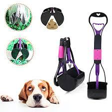 ClothingTalks <b>Dog Pooper</b> Scooper Removable Portable Jaw ...