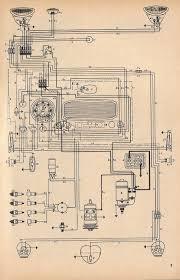 1952 53 beetle wiring diagram thegoldenbug com