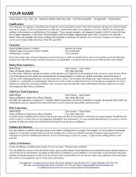 resume order   free resume samples  amp  writing guides for allresume order resume types chronological functional combination creating a nanny resume in home caregiver news