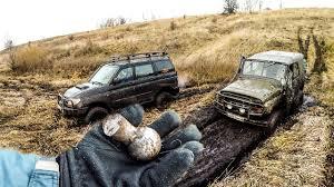 Посадили УАЗы, оторвали <b>фаркоп</b>!!! Бездорожье 2016 - YouTube