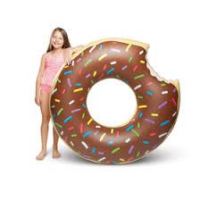 <b>Круг надувной BigMouth Chocolate</b> Donut (4479514) - Купить по ...