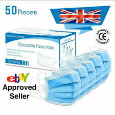 <b>Disposable Face Masks</b> for sale | eBay