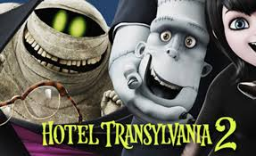 Hotel Transylvania 2 के लिए चित्र परिणाम