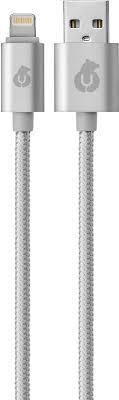 uBear Lightning-USB, Gray кабель Apple Lightning — купить в ...