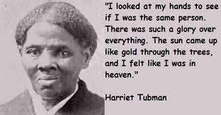game changer - Harriet Tubman via Relatably.com