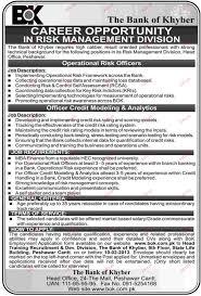 operational risk officers officer credit job opportunity 2017 operational risk officers officer credit job opportunity