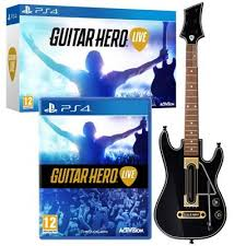 купить <b>Guitar Hero</b> Live Bundle. <b>Гитара</b> + игра (PS4) в Минске ...