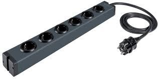 <b>Inakustik Exzellenz</b> Power Bar AC-25-6 3x2.5mm 1.65m