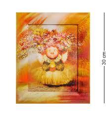 <b>ANG</b>- 70 <b>Жикле</b> в раме ''Ангел хранитель жизни'' 18х24 — купить ...