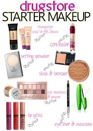 six one six makeup for beginners on a budget