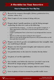 interviewing tips jl nixon consulting interview job interview checklist