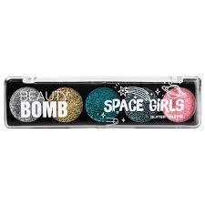 <b>Палетка</b> крем-<b>глиттеров</b> Beauty Bomb т01, 5 г | Магнит Косметик
